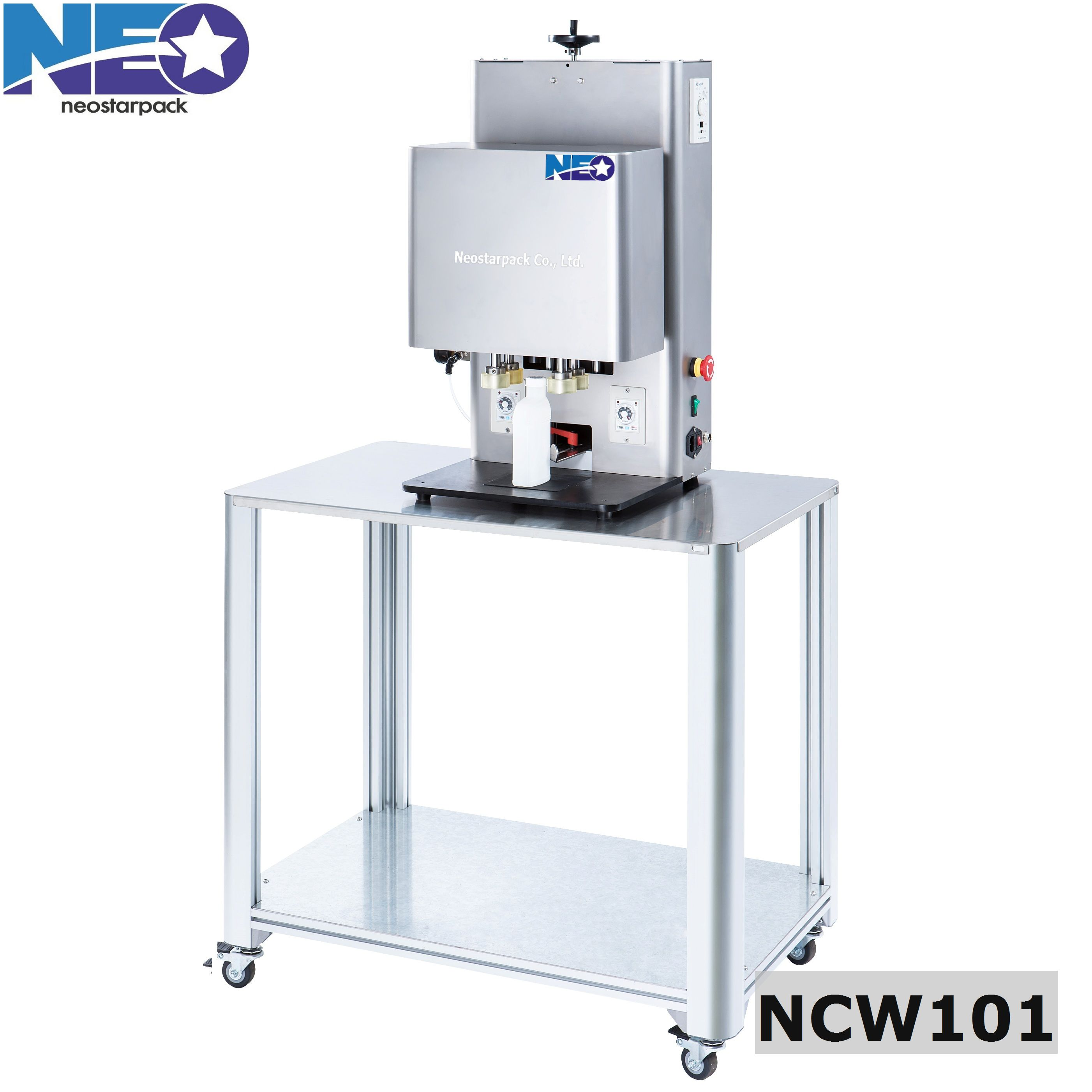 tabletop capping machine