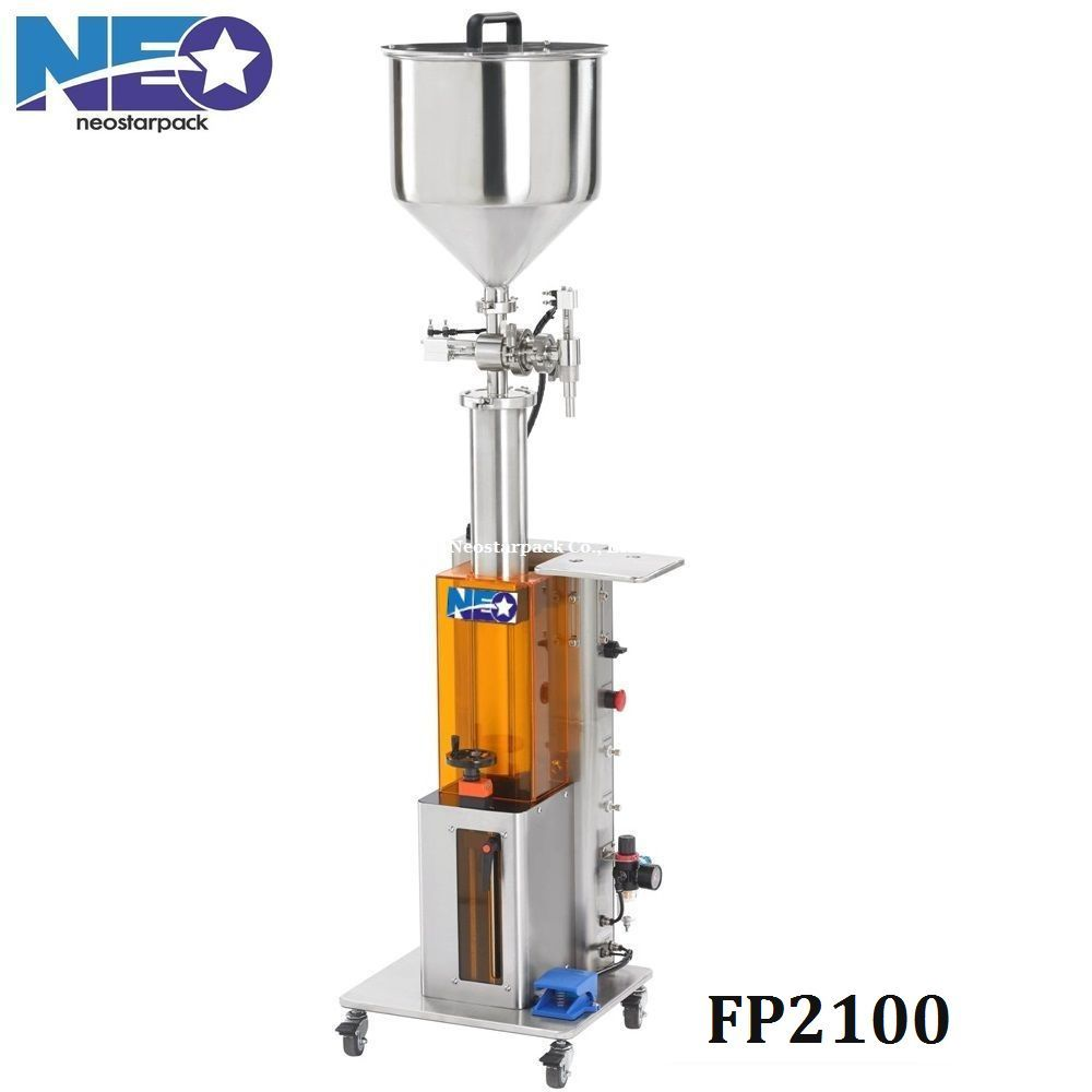 piston pump filler