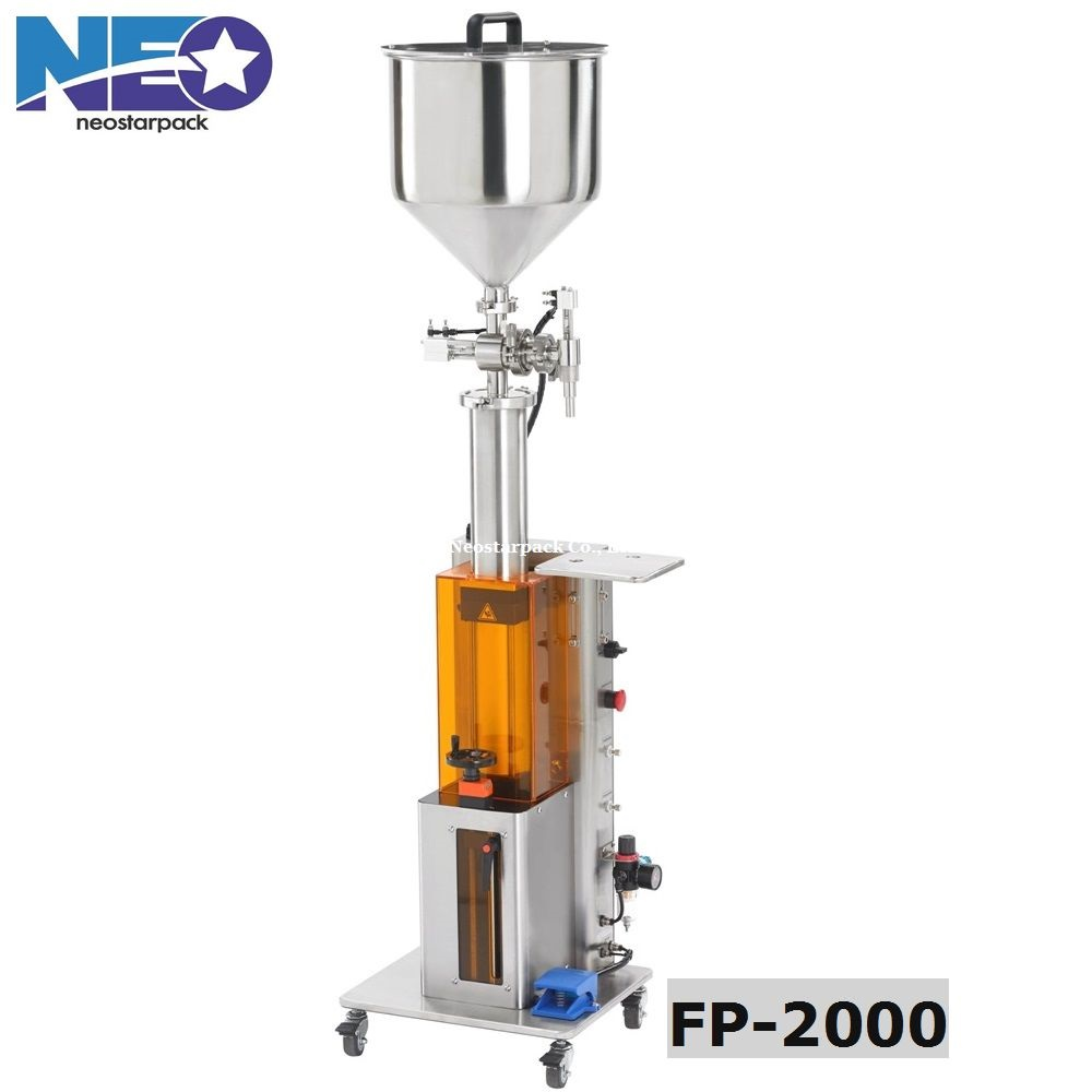 Automatic Piston Pump Filling Machine